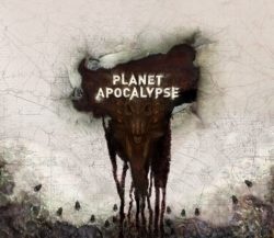 jeu Planet Apocalypse - par Petersen Games
