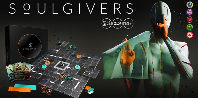 jeu Soulgivers - par Gravity Games