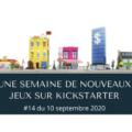 Une semaine de nouveaux jeux sur Kickstarter 14 (10 septembre 2020)