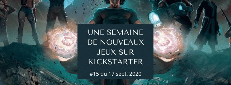 Une semaine de nouveaux jeux sur Kickstarter 14 (16 septembre 2020)