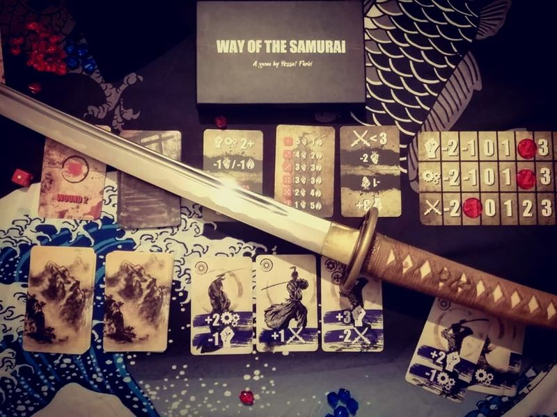 jeu Way of the Samurai par Alone Edition