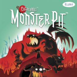 jeu Catacombs - par Elzra Games - extension Monster Pit