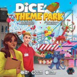jeu Dice Theme Park par Alley Cat Games