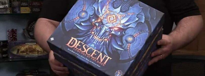 Le futur Descent ? Méchant teasing lors de la GenCON