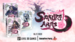 jeu Sakura Arms - par Level 99