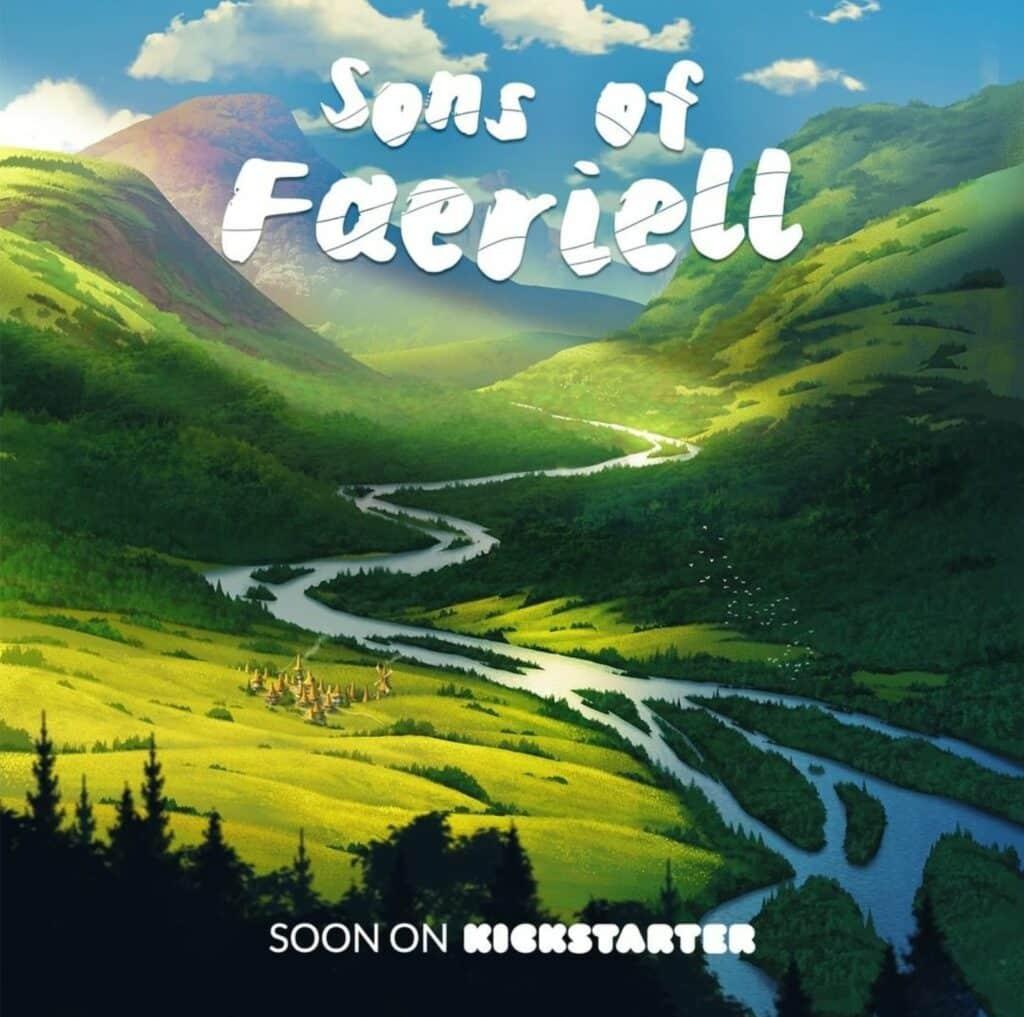 jeu Sons of Faeriell par Tabula Games