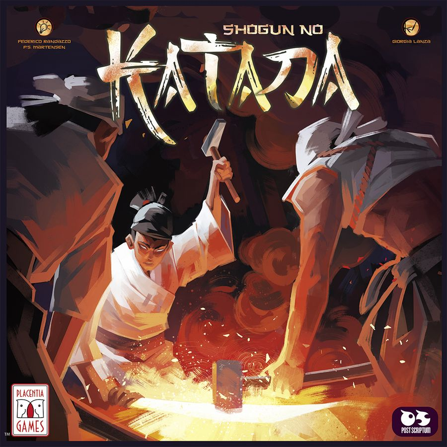 jeuShogun no Katana - par Post Scriptum Games
