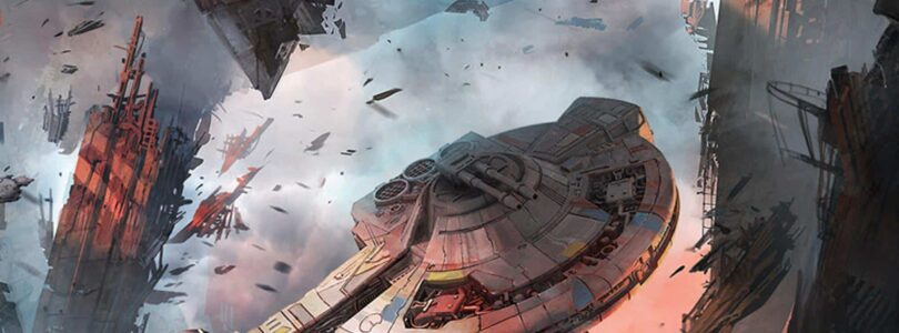 Star Wars Bordure Extérieure Hotshots - Fanmade