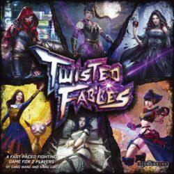 jeu Twisted Fables - par Diemension Games