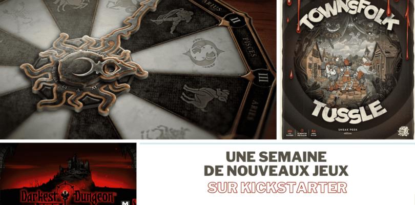 Une semaine de nouveaux jeux sur Kickstarter 20 (28 octobre 2020)