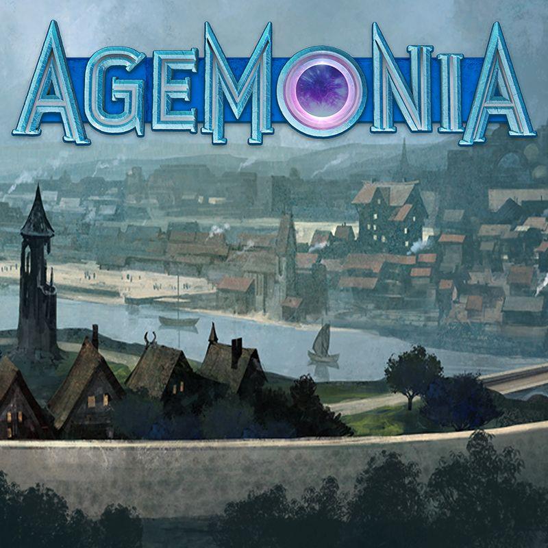 jeu Agemonia - par Lautapelit