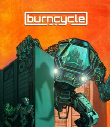 jeu Burncycle par Chip Theory Games