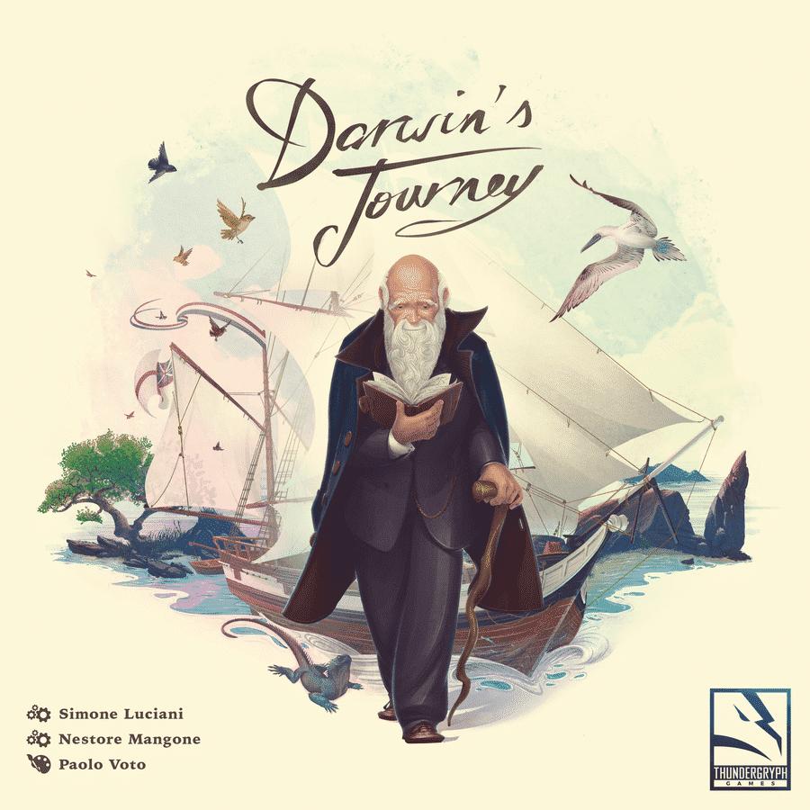 jeu Darwin's Journey - par ThunderGryph Games