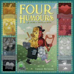 jeu Four Humours - par Adam's Apple Games