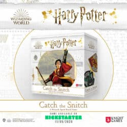 jeu Harry Potter: Catch the Snitch - par Knight Games