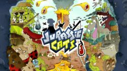 jeu Jurassic Cats - par Aurélien Esteves