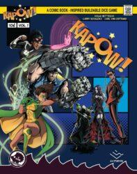 jeu Kapow! par White Wizard Games