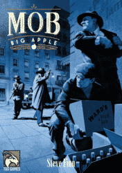 jeu MOB Big Apple - par TGG Games & Steve Finn