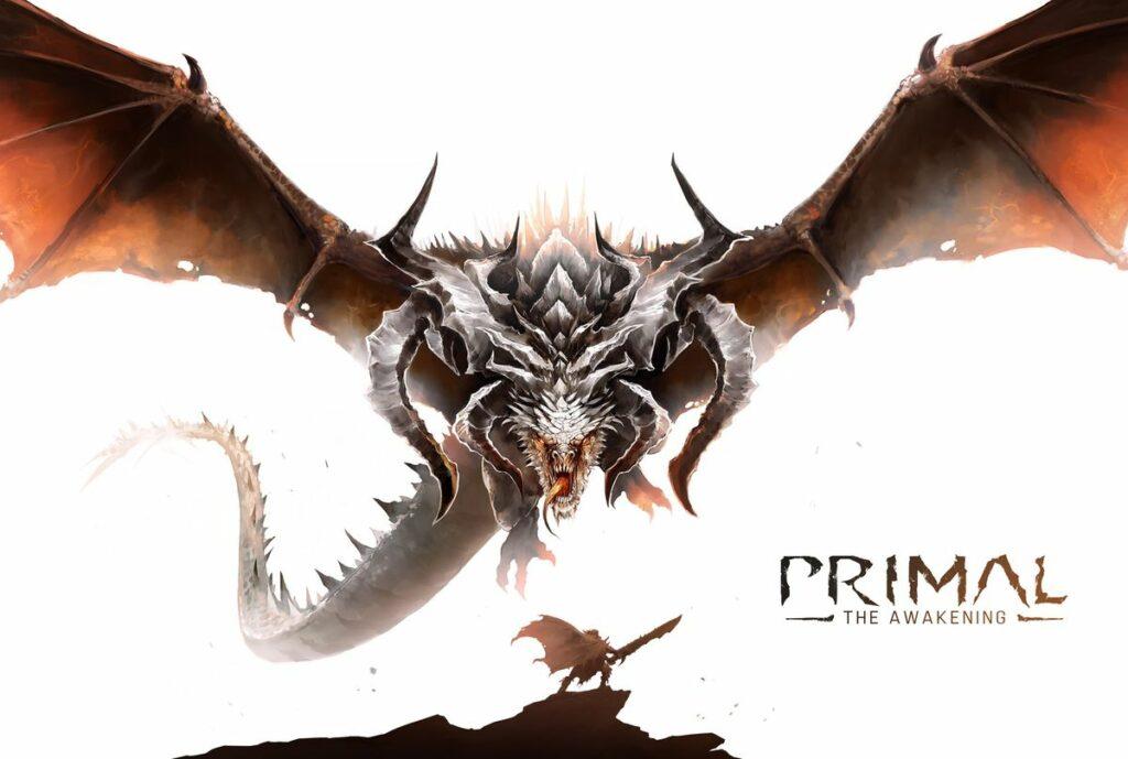jeu Primal: The Awakening - par Reggie Games