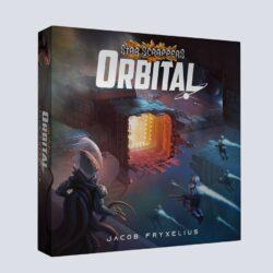 jeu Star Scrappers: Orbital - de Jacob Fryxelius - par Hexy Studio