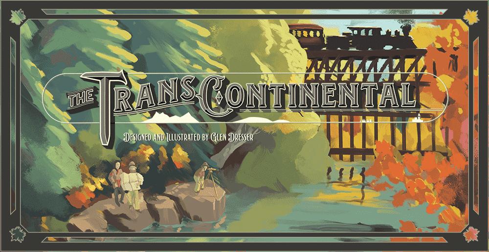 jeu The Transcontinental - par Wheelhouse Games