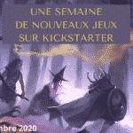 Une semaine de nouveaux jeux sur Kickstarter 23 (17 novembre 2020)