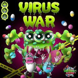 jeu Virus War - par Unfriendly Games