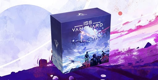 jeu ISS Vanguard par Awaken Realms