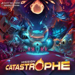 jeu Mission Catastrophe parCardboard Alchemy