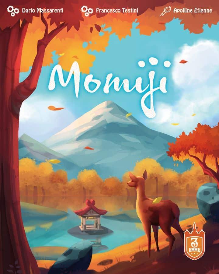 jeu Momiji - par 3 Emme Games