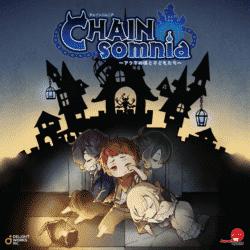 jeu CHAINsomnia par Japanime Games