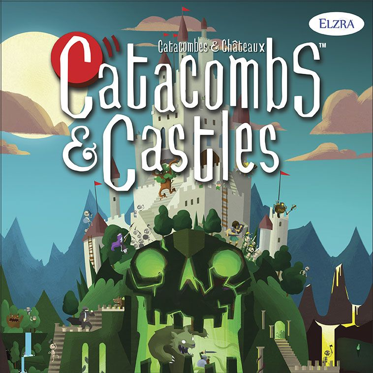 jeu Catacombs and Castles - par Elzra Games