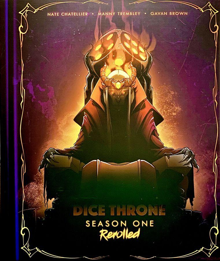 Jeu Dice Throne (VF) - par Lucky Duck Games