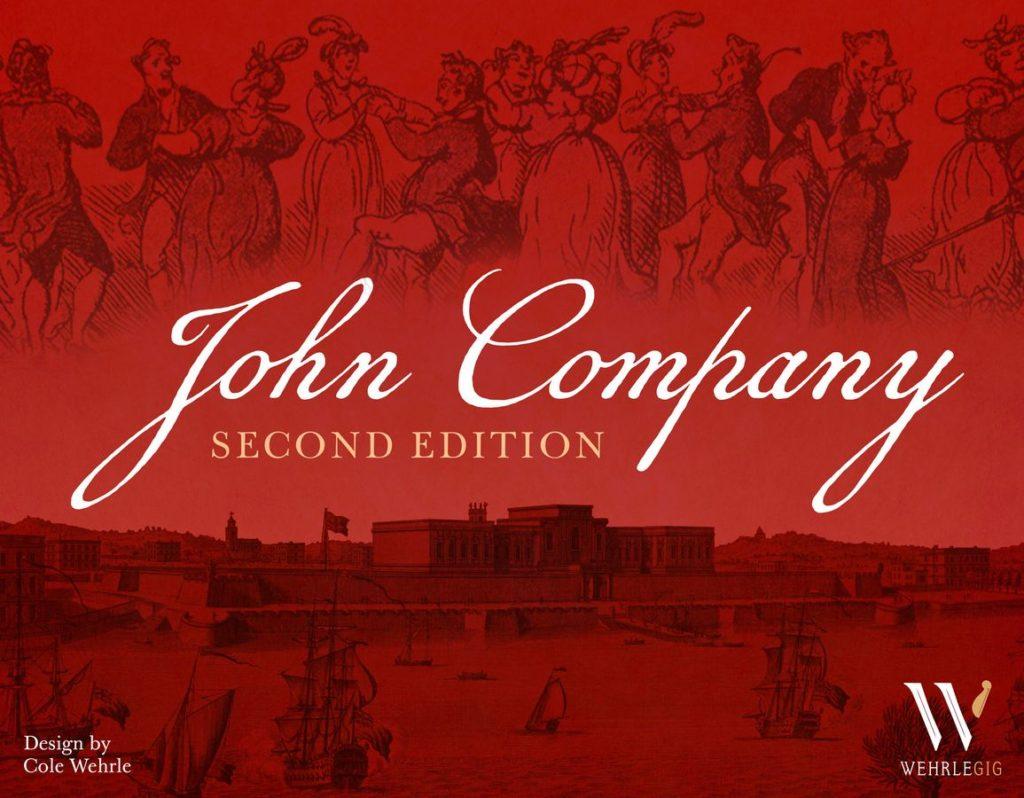 jeu John Company - par Wehrlegig Games