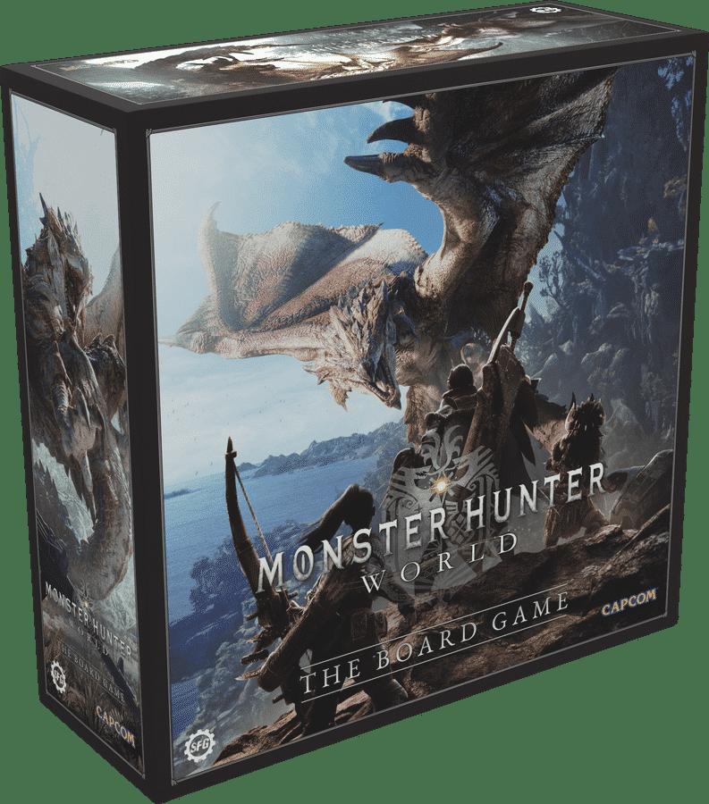 jeu Monster Hunter World - par Steamforged Games