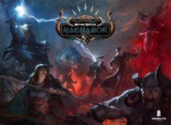 jeu Mythic Battles: Ragnarok - par Monolith