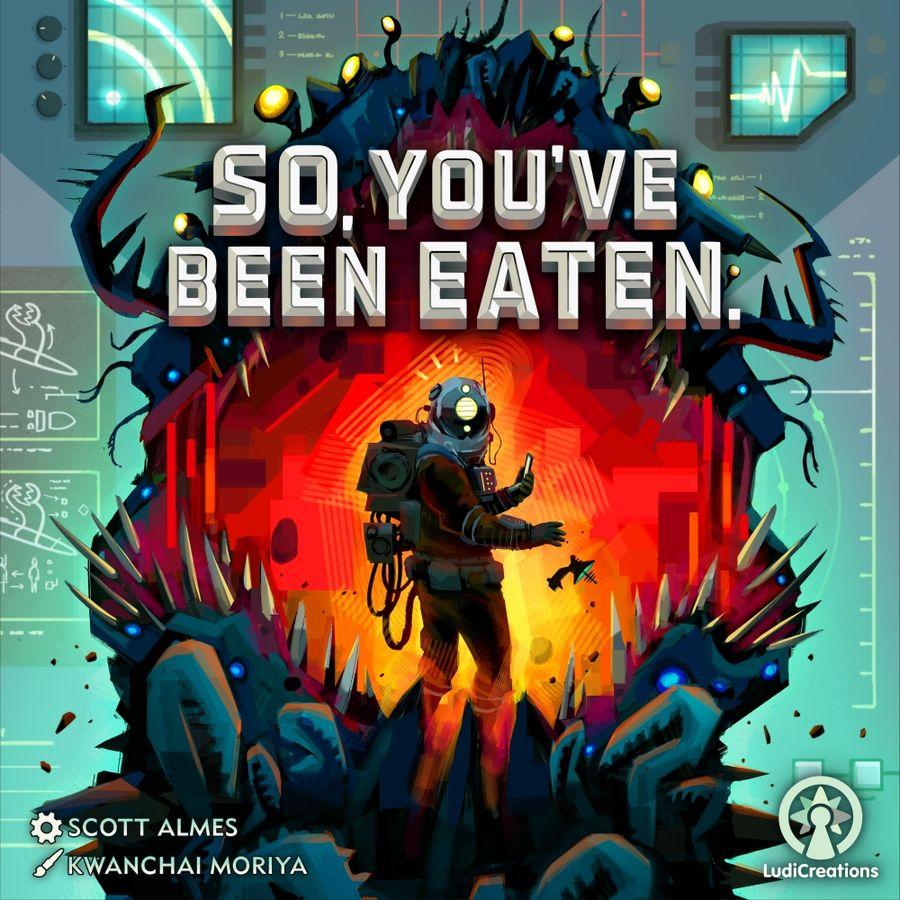 So You've Been Eaten - par LudiCreations