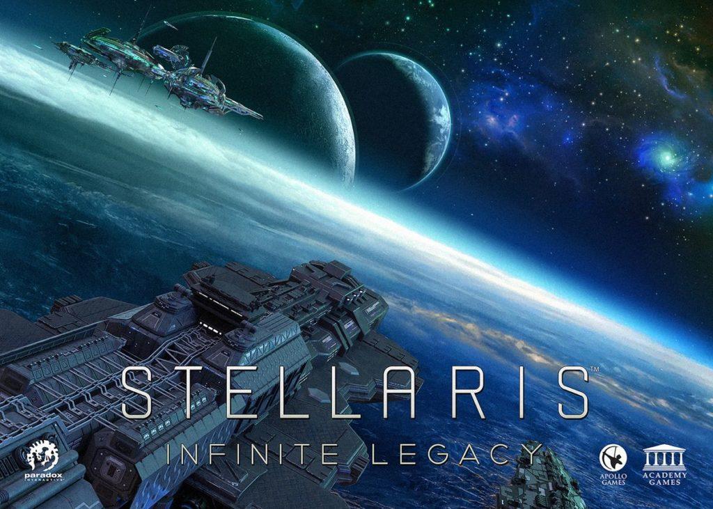 jeu Stellaris Infinite Legacy - par Academy Games