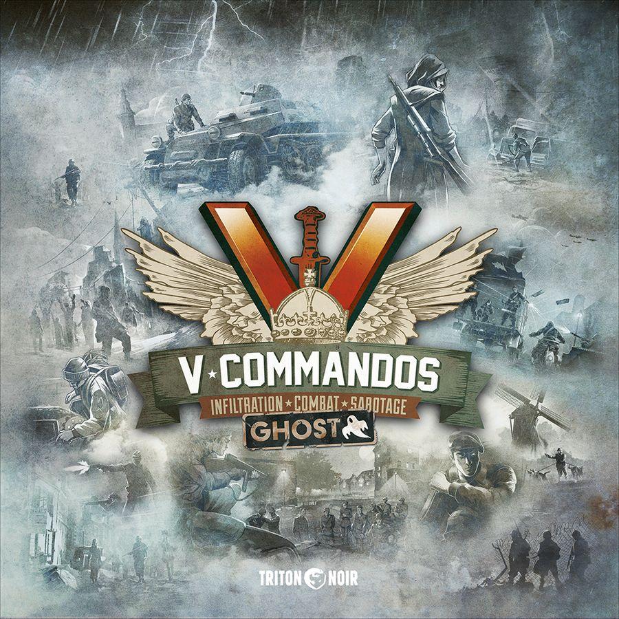 jeu V-Commandos Deluxe - par Triton Noir