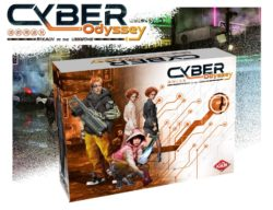 jeu Cyber Odyssey - par The Red Joker