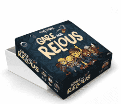 jeu Gare aux Relous - The Freaky 42