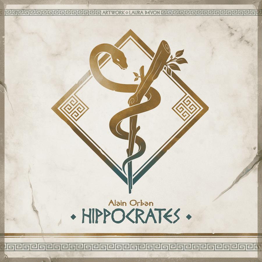 jeu Hippocrates - de Alain Orban - par Game Brewer