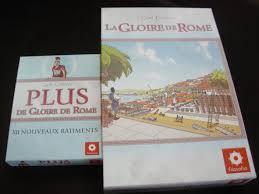 La Gloire de Rome et extension Plus de Gloire