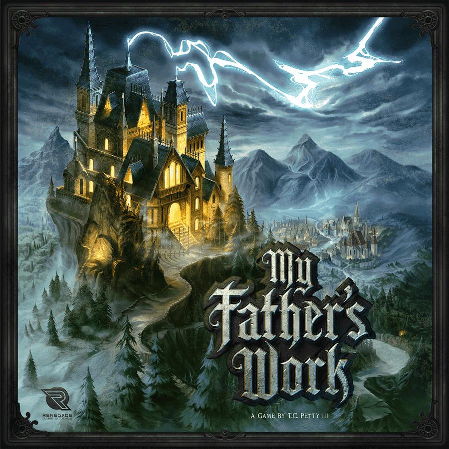 jeu My Father's Work - par Renegade Games