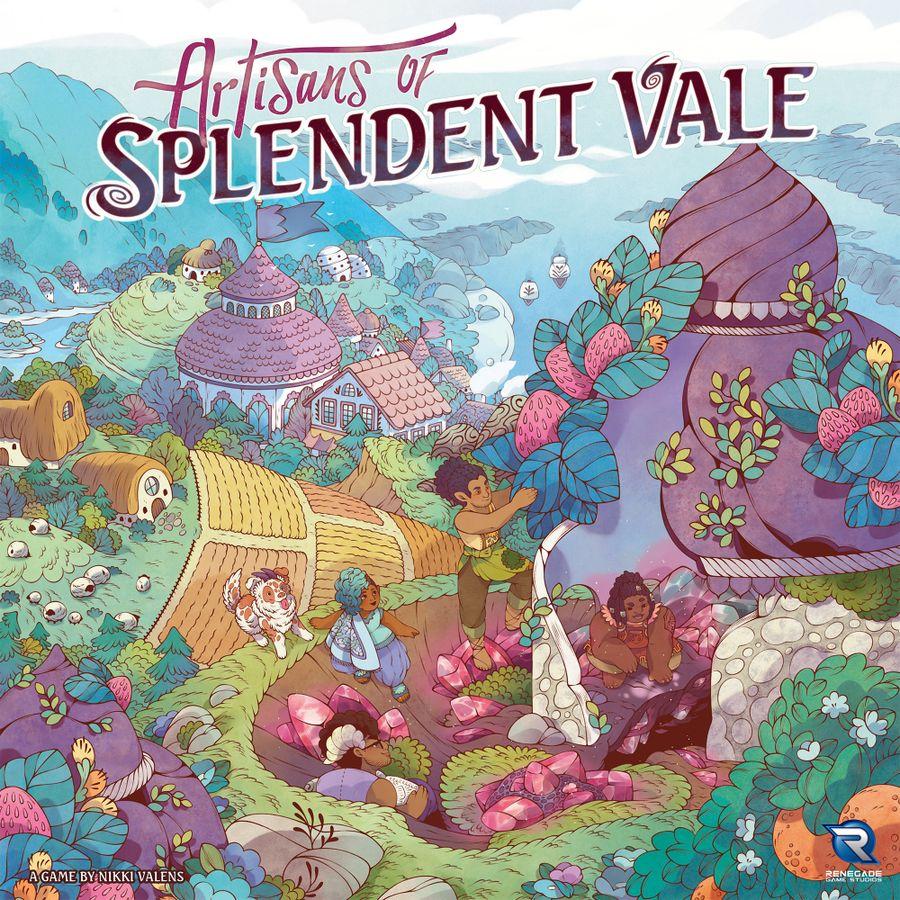 Artisans Of Splendent Vale - par Renegade Game Studios