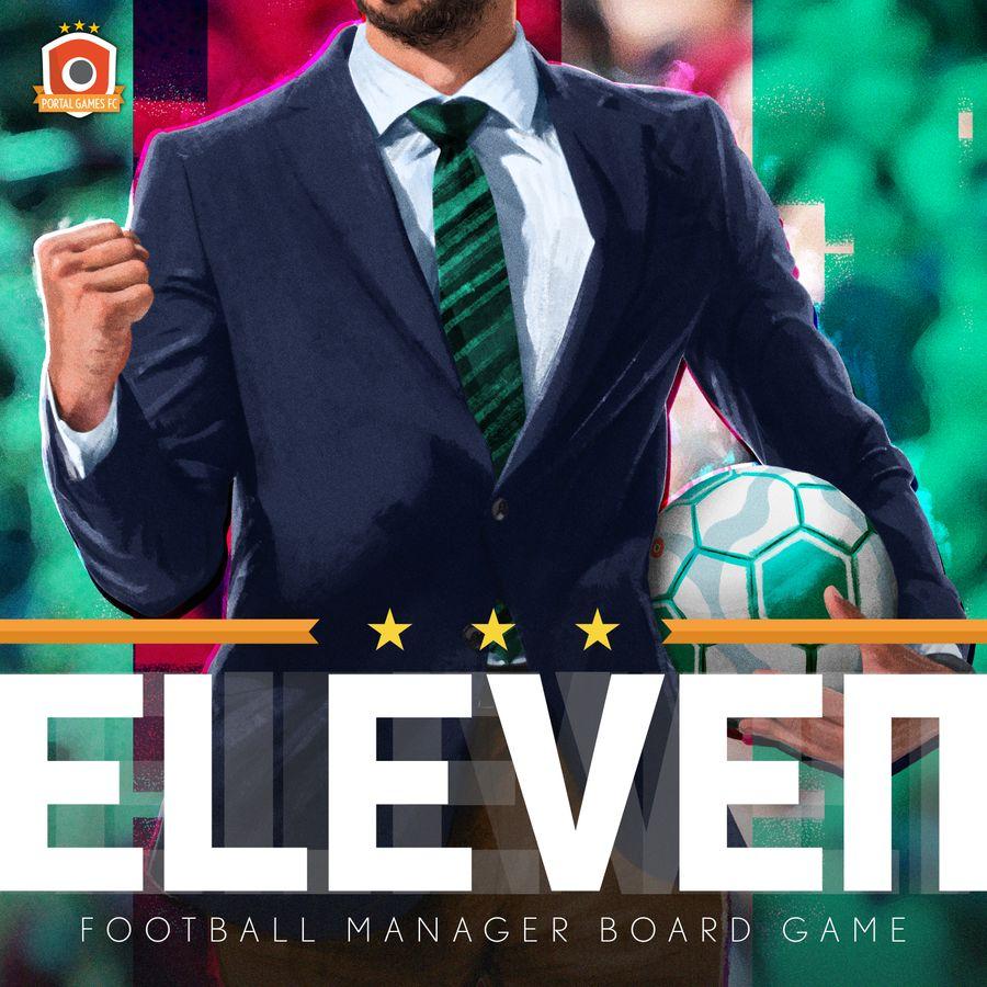 jeu Eleven Football Manager - par Portal Games