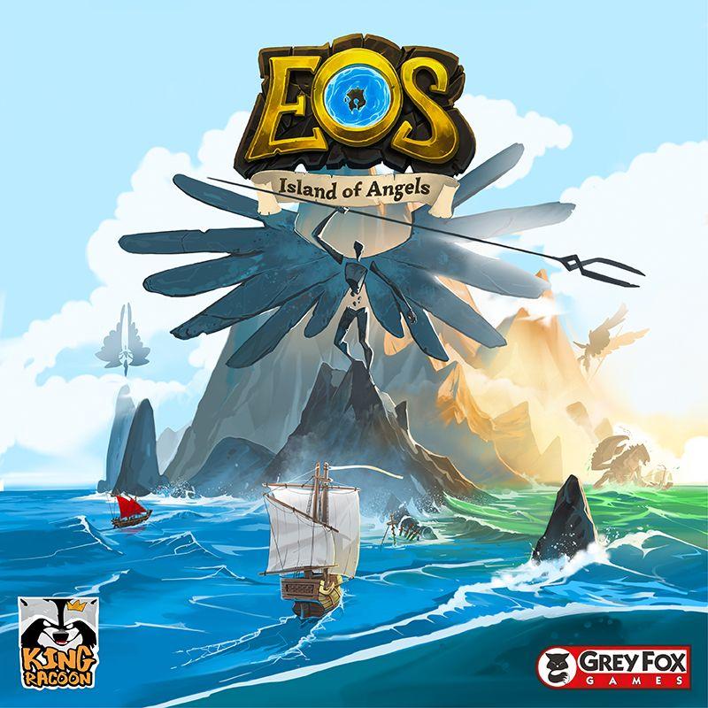 jeu Eos Island of Angels - Par Grey Fox Game