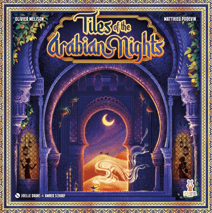Les Contes des 1001 Tuiles - par Holy Grail Games