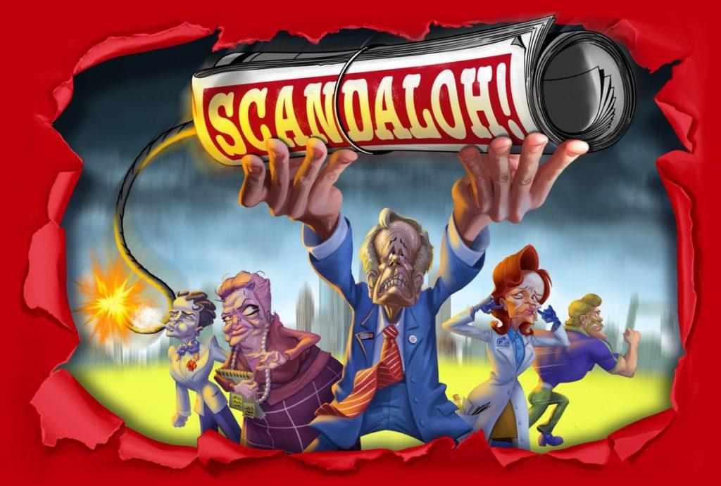 jeu ScandalOh! - par Megacorpin Games