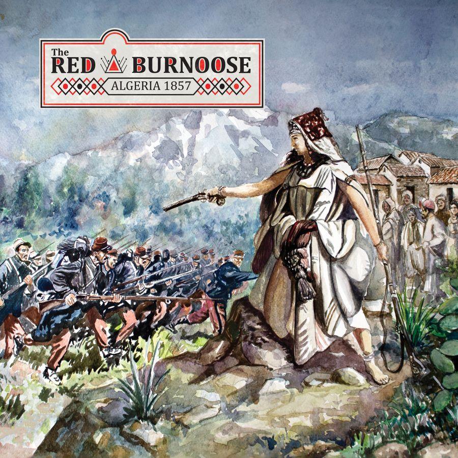jeu The Red Burnoose: Algeria 1857